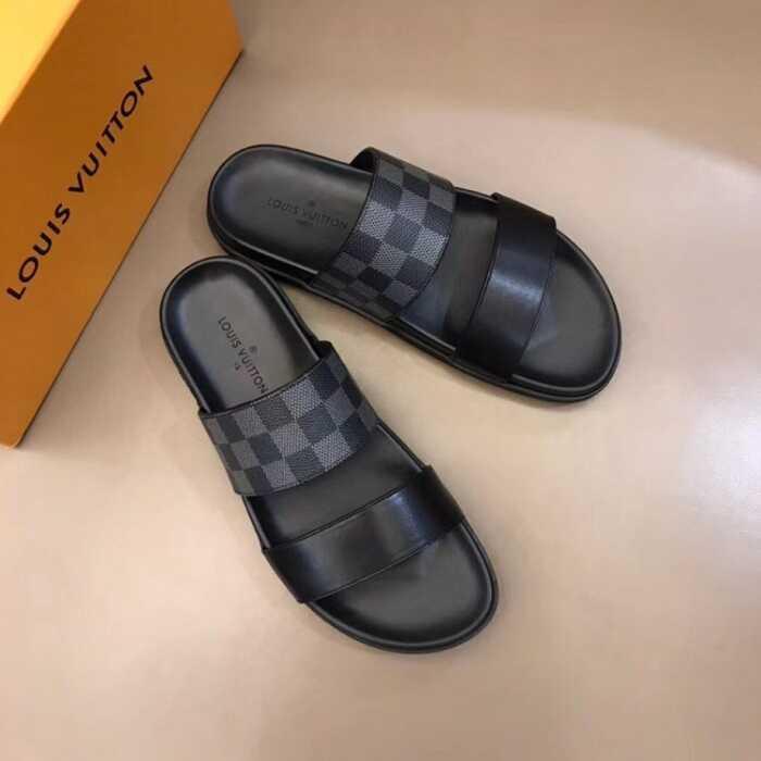 Dép Louis Vuitton sandal năng động, khỏe khoắn