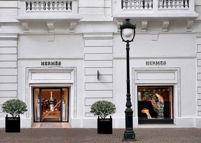 Mua dép Hermes nam ở cửa hàng chính hãng